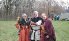 Another picture from Trial by Fire archery event in Atlantia.