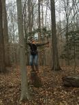 Taken at the NORVA Archery Range.